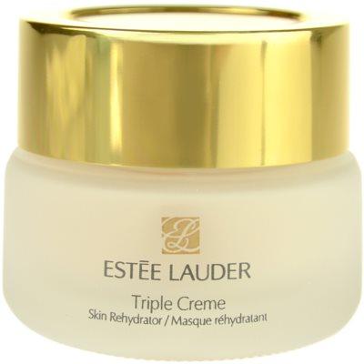 Estée Lauder Triple Creme mascarilla nutritiva e hidratante para todo tipo de pieles