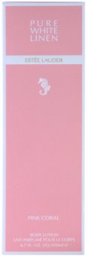 Estée Lauder Pure White Linen Pink Coral leche corporal para mujer 1