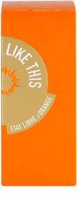 Etat Libre d'Orange Like This парфумована вода для жінок 4