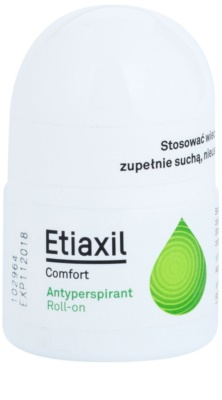 Etiaxil Comfort antiperspirant roll-on z učinkom 3–5 dni