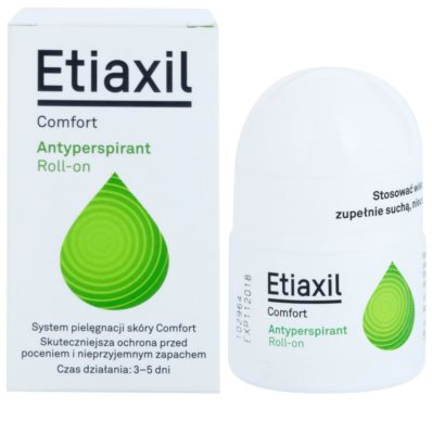 Etiaxil Comfort antiperspirant roll-on z učinkom 3–5 dni 1