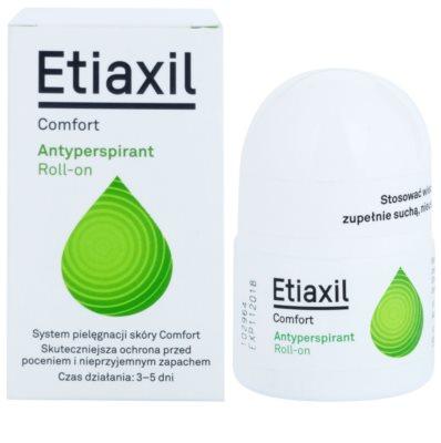 Etiaxil Comfort golyós dezodor roll-on 3-5 napos védelemmel 1