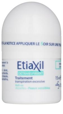 Etiaxil Original antiperspirant roll-on s účinkem 3 - 5 dní pro citlivou pokožku
