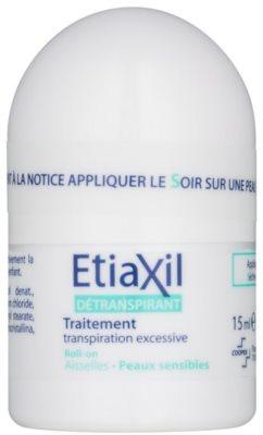 Etiaxil Original golyós dezodor roll-on 3-5 napos védelemmel az érzékeny bőrre