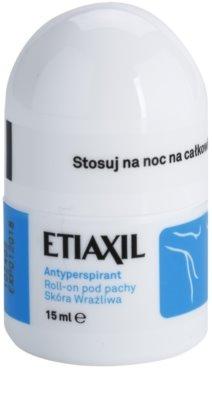 Etiaxil Original Antitranspirant Deoroller mit 3 - 5 tägiger Wirkung für empfindliche Oberhaut 1