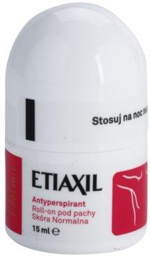 Etiaxil Original Antitranspirant Deoroller mit 3 - 5 tägiger Wirkung Für normale Haut