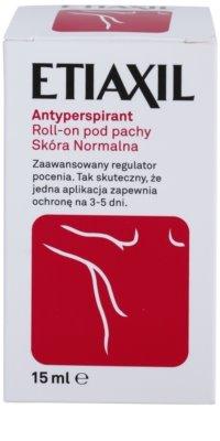 Etiaxil Original антиперспирант рол-он с ефект от 3 - 5 дни За нормална кожа 3