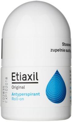 Etiaxil Original antiperspirant roll-on s účinkom 3 - 5 dní pre všetky typy pokožky