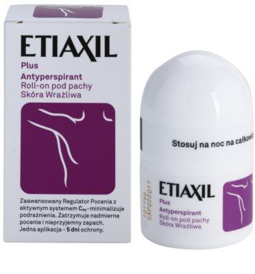 Etiaxil Plus antiperspirant roll-on s účinkem 5 dní pro citlivou pokožku 2