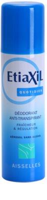 Etiaxil Daily Care desodorizante antitranspirante em spray para pele sensível