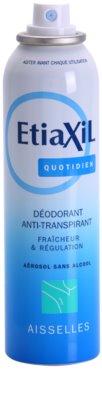 Etiaxil Daily Care dezodorant antiperspirant v spreji pre citlivú pokožku 1