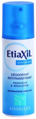 Etiaxil Daily Care Deodorant mit Zerstäuber für empfindliche Oberhaut