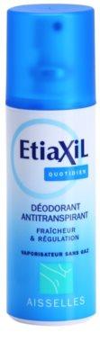 Etiaxil Daily Care desodorante con difusor para pieles sensibles