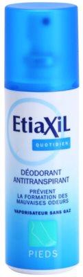 Etiaxil Daily Care Deodorant mit Zerstäuber für Füße und Schuhe