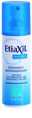 Etiaxil Daily Care szórófejes dezodor a lábra és a cipőbe