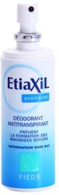Etiaxil Daily Care dezodorant v razpršilu za noge in čevlje 1