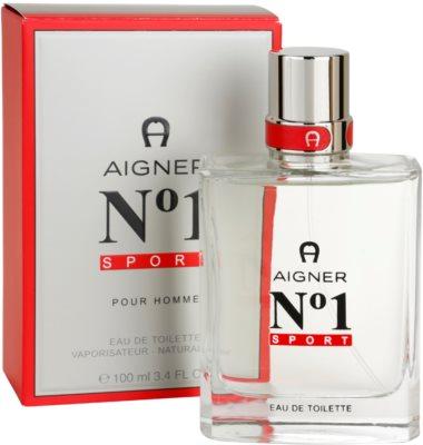 Etienne Aigner No. 1 Sport woda toaletowa dla mężczyzn 1