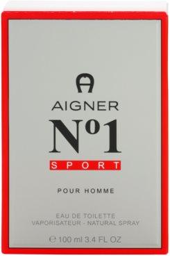 Etienne Aigner No. 1 Sport eau de toilette para hombre 4