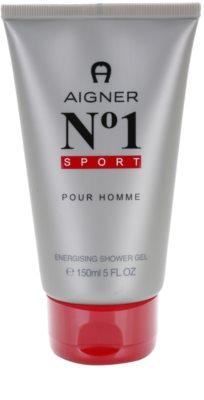 Etienne Aigner No. 1 Sport гель для душу для чоловіків