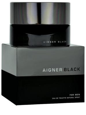 Etienne Aigner Black for Man toaletní voda pro muže