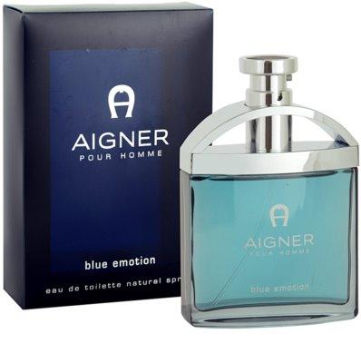 Etienne Aigner Blue Emotion pour Homme Eau de Toilette pentru barbati