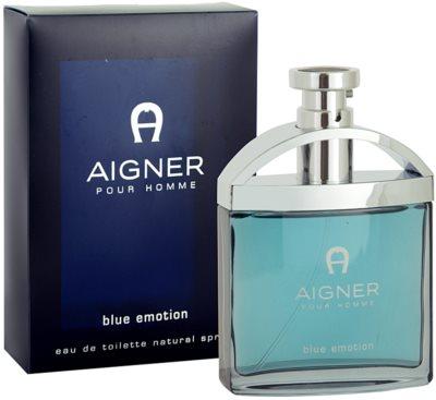 Etienne Aigner Blue Emotion pour Homme toaletní voda pro muže