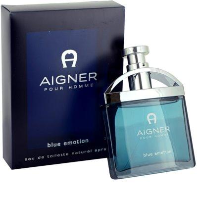Etienne Aigner Blue Emotion pour Homme eau de toilette para hombre 3