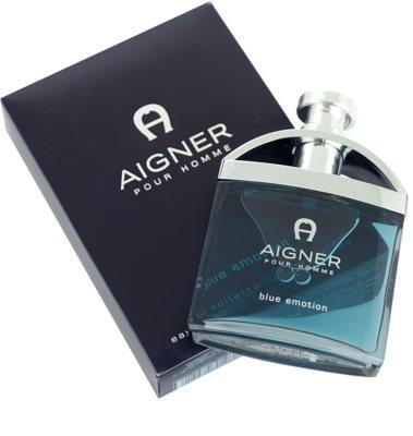 Etienne Aigner Blue Emotion pour Homme eau de toilette para hombre 4