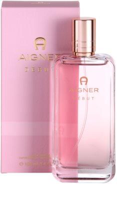 Etienne Aigner Debut Eau de Parfum für Damen 1