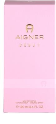 Etienne Aigner Debut Eau de Parfum für Damen 4