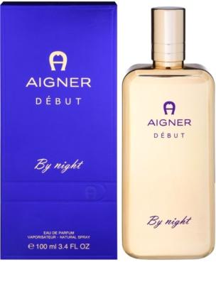 Etienne Aigner Debut by Night eau de parfum nőknek