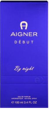 Etienne Aigner Debut by Night Eau de Parfum für Damen 4