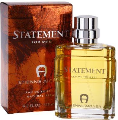 Etienne Aigner Statement Eau de Toilette für Herren 1