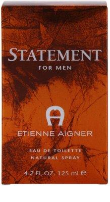 Etienne Aigner Statement Eau de Toilette für Herren 4