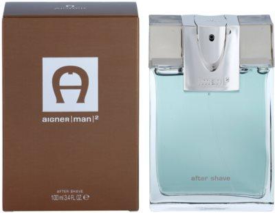 Etienne Aigner Man 2 voda po holení pro muže