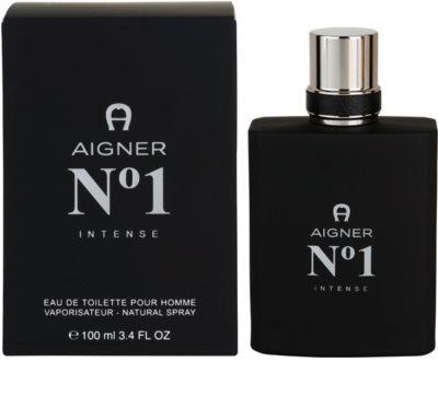 Etienne Aigner No. 1 Intense eau de toilette férfiaknak