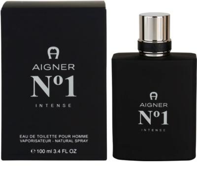 Etienne Aigner No. 1 Intense eau de toilette para hombre