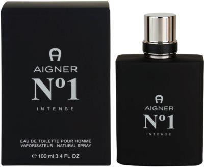 Etienne Aigner No. 1 Intense toaletní voda pro muže