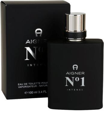 Etienne Aigner No. 1 Intense Eau de Toilette pentru barbati 1
