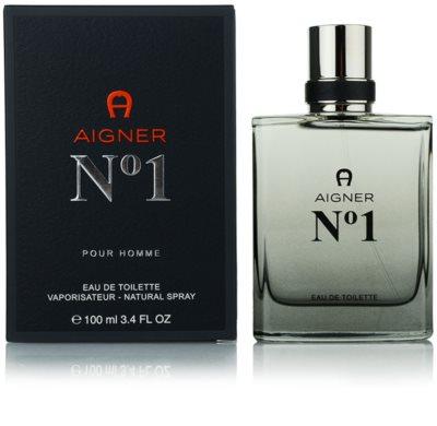 Etienne Aigner No. 1 Eau de Toilette pentru barbati