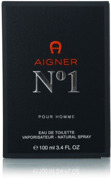Etienne Aigner No. 1 eau de toilette para hombre 4