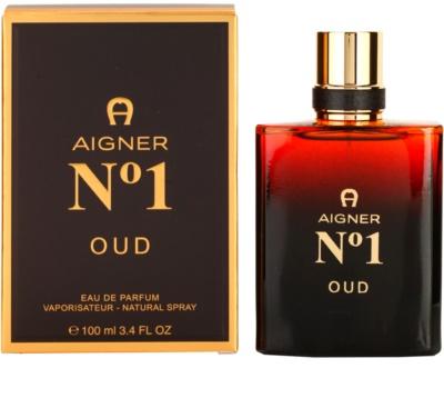 Etienne Aigner No. 1 Oud Eau de Parfum unissexo