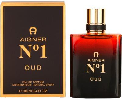 Etienne Aigner No. 1 Oud woda perfumowana unisex