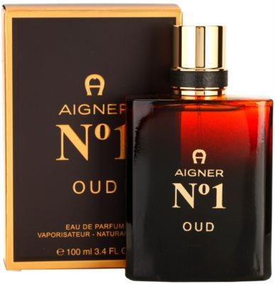 Etienne Aigner No. 1 Oud парфюмна вода унисекс 1