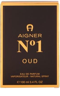 Etienne Aigner No. 1 Oud parfémovaná voda unisex 4