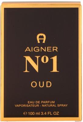 Etienne Aigner No. 1 Oud парфюмна вода унисекс 4