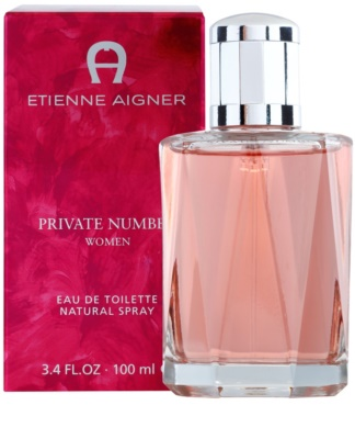 Etienne Aigner Private Number Eau de Toilette für Damen 1