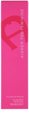 Etienne Aigner Too Feminine eau de parfum para mujer 4