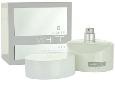 Etienne Aigner White Man toaletná voda pre mužov