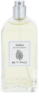 Etro Ambra eau de toilette teszter unisex